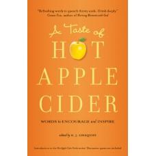 A Taste of Hot Apple Cider